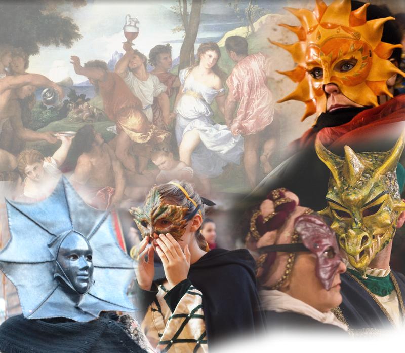 Ballo in Mascheracon Lucrezia - Carnevale Rinascimentale
