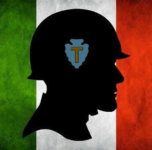 36th Div Texas Reenactment Napoli Logo