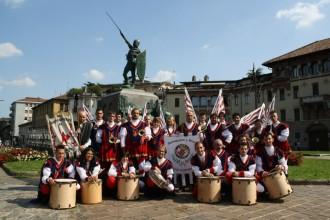 Sbandieratori e Musici città di Legnano