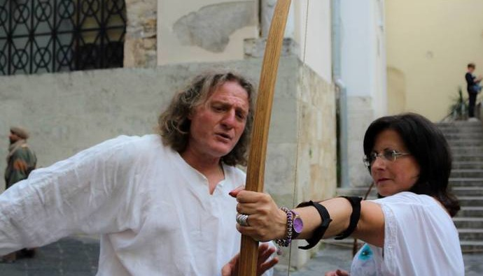 """Principatus Salerni"", Tina Caccaglia racconta"