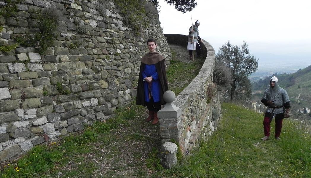 Esterni Carmignano_A Knight's Honour