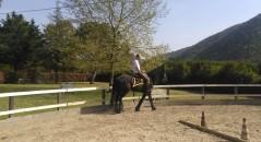 Renato si allena con Vega