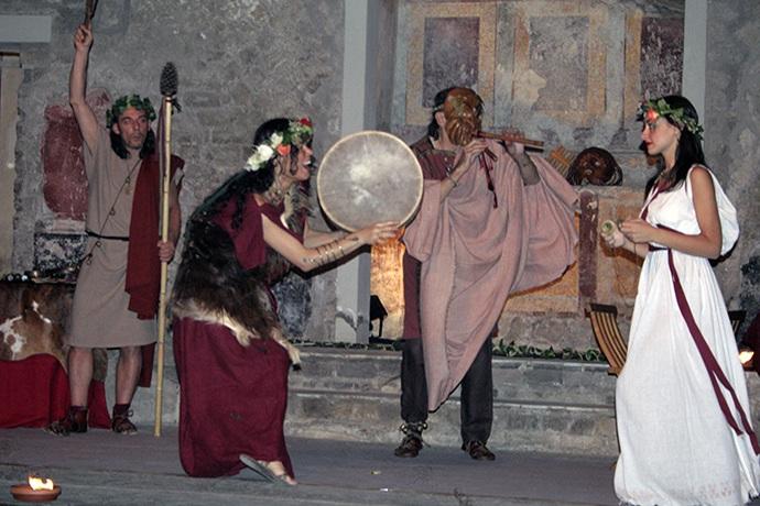 Synaulia - Stabiae, Villa San Marco